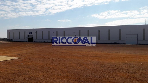 Galpão Em Distrito Agro-industrial De Anápolis (d A I A) - Anápolis - 5099639967580160