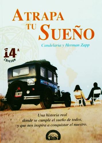 Atrapa Tu Sueño - Zapp - Libro Nuevo Original - Envio En Dia