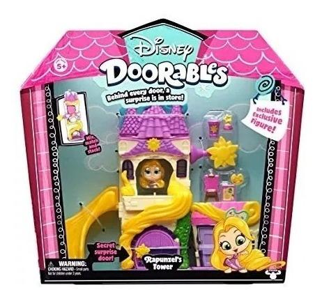 Doorables Disney- Torre Da Rapunzel- Dtc 5085