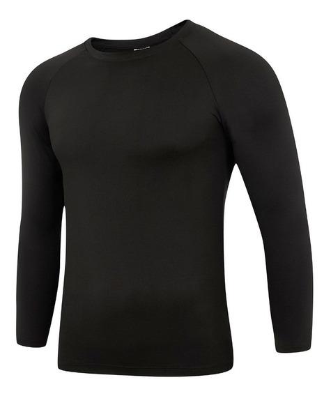 Camisa Térmica Segunda Pele Uv - Nf