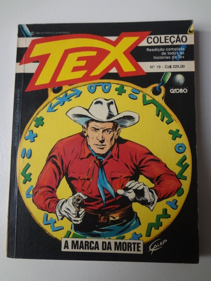 Gibi Tex Coleção Nº 19