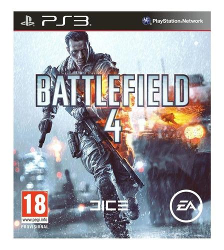 Imagen 1 de 6 de Battlefield 4 Electronic Arts PS3 Digital