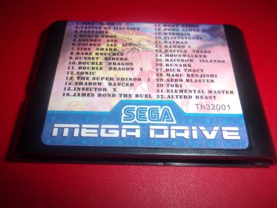 32 In 1 Mega Drive