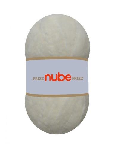 Imagen 1 de 2 de Hilado Nube Frizz X 1 Ovillo - 100 Grs. Por Color