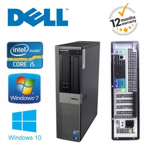 Cpu Pc Gamer Dell 3400 I3 6geraçao 8gb  Top Dos Top Oferta
