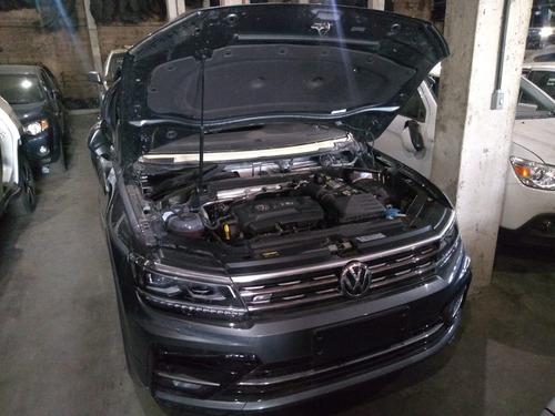 Imagem 1 de 5 de Sucata Volkswagen Tiguan R-line 2020 Para Retirada De Peças