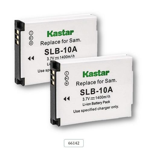 Imagen 1 de 2 de (2) Baterias Mod. 66142 Para Smsung Wb1100f