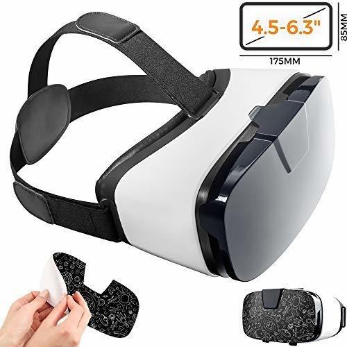 Lente Realidad Virtual Para iPhone Telefono Android.