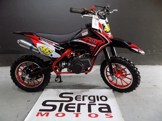 Hyena50 Roja 2020