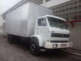 Volks Caminhão Vw 16210 Toco Bau - Troco