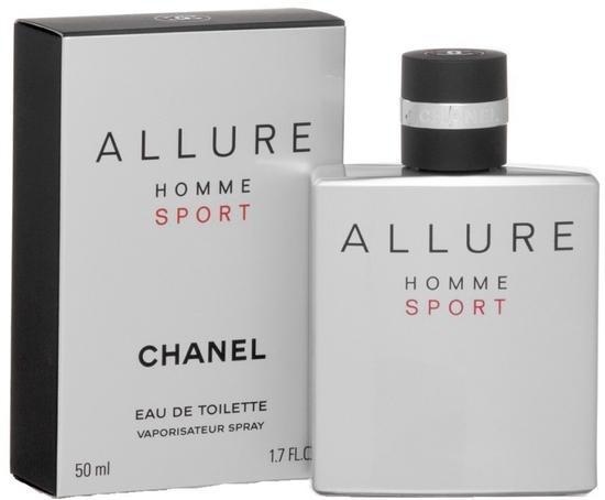 Perfume Chanel Allure Homme Sport Edt M 50ml