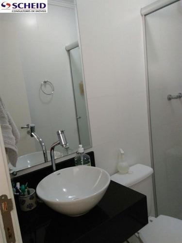 Imagem 1 de 15 de Vende-se Apartamento No Jd.celeste,otima Oportunidade. - Mc5007