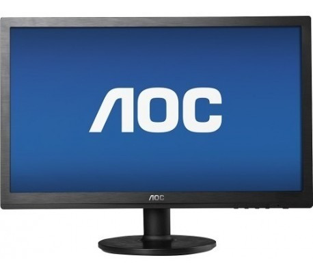 Monitor De 20 Aoc Led Con Hdmi Y Vga Refurbished 2019