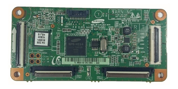 Placa T-con Tv Samsung 51eh Logic Main