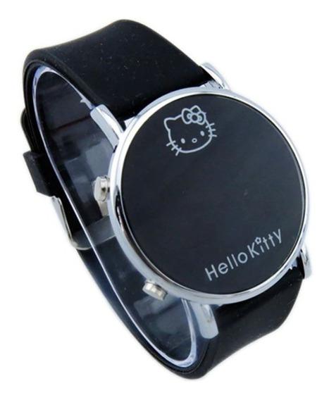 Reloj Led Hello Kitty Varios Colores