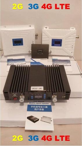 Full Kit Amplificadores De Señal Movstar Y Mvnet 4g Lte!!