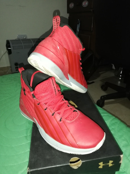 Zapatillas Under Armour Basquet