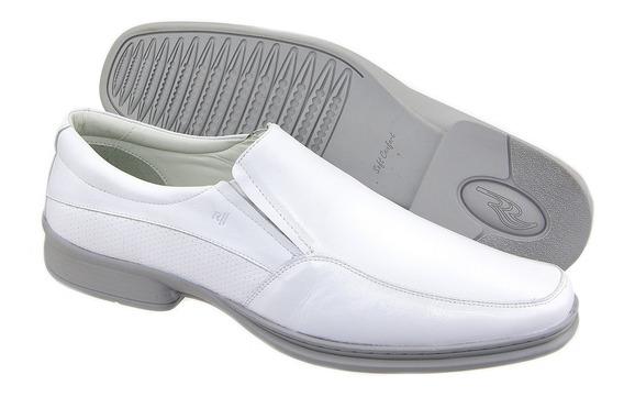 Sapato Rafarillo 9216 Soft Confort Branco