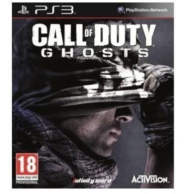 Call Of Duty Ghosts Ps3 (português - Mídia Física )