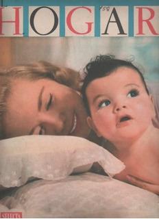 Revista ** El Hogar **año 1958 Nº 2513 Circo - Mar Del Plata