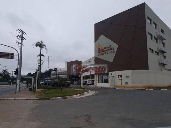 Salão Para Alugar, 60 M² Por R$ 3.800,00/mês - Caputera - Arujá/sp - Sl0039