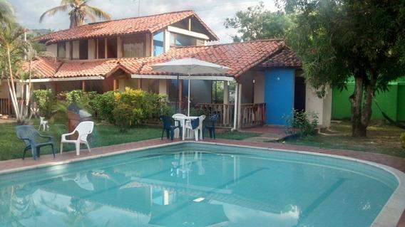 Espectacular Casa Quinta Privada 5 Habitaciones Piscina