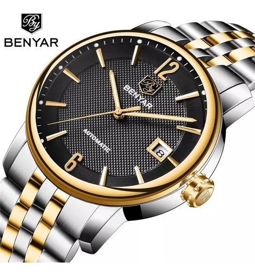 Relógio Benyar Automático