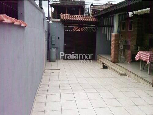 Casa 3 Dorms   1 Suite   4 Vagas   90 M²   Parque São Vicente  I Sv - 555