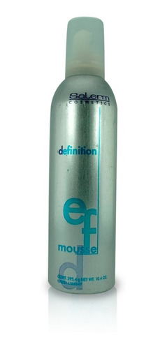 Espuma Definicion Salerm Mousse 307ml - mL a $147