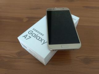 Samsung Galaxy A7 2017 32gb 16mpx (liberado), Impecable!!