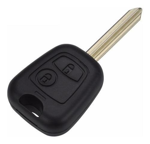 Carcasa Llave Peugeot 205,306,406,106,107,207,307,407,instal