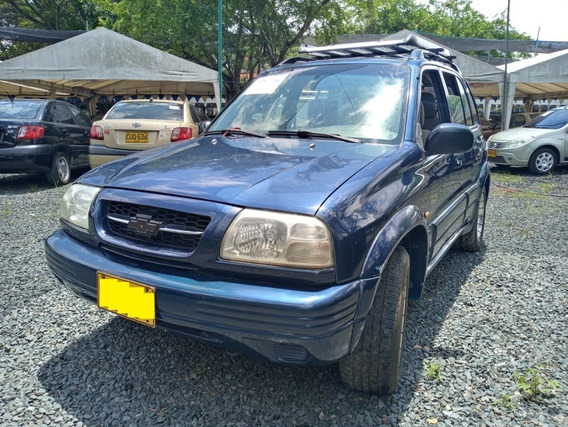 Chevrolet Grand Vitara Motor 2.5 2001 5 Puertas