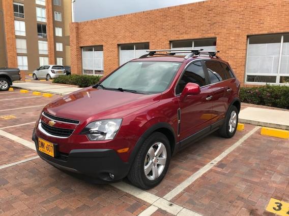 Chevrolet Captiva Sport 2.4cc Automatica 4x2 Modelo2017