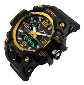 Relógio Masculino Militar Esportivo Skmei 1155 G-shock