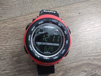 Relógio Suunto Vector Red