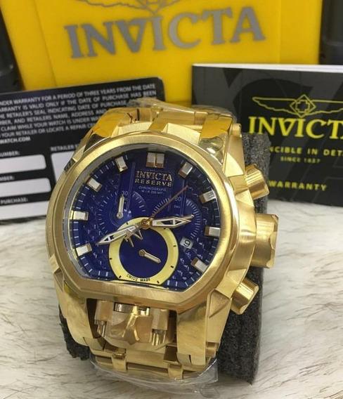 Relógio Invicta Bolt Magnum 25209 Original Garantia 2 Anos