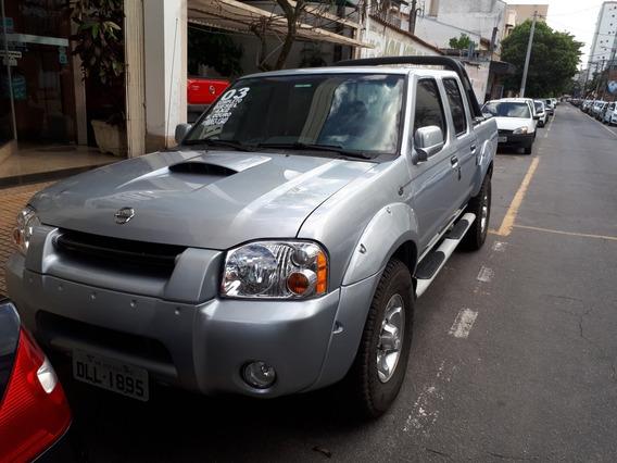 Nissan Frontier 2.8 Se Cab. Dupla 4x2 4p 2003