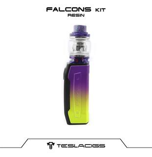 Teslacigs Falcons Kit Resin Cigarrillo Electronico