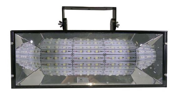 Super Strobo De Led Deltrônica E1500 Branco, Equivale 1500w