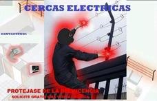 Instalacion De Cerco Electrico El Metro 7$ Con Todo Listo