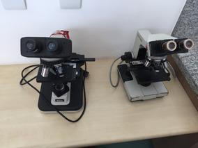 Microscopio Nikon E Bauch E Lomb