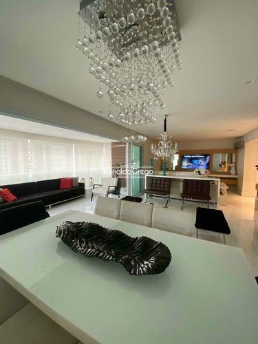 Apartamento Com 3 Dorms, Jardim Anália Franco, São Paulo - R$ 1.98 Mi - V3757