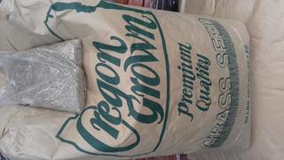 Semilla De Pasto 1 Kg Ryegrass Oregon Grown