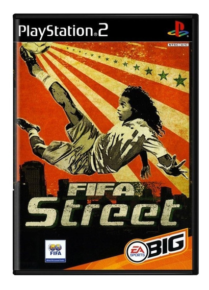 Fifa Street Ps2 Game