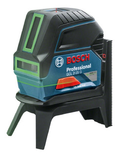Nivel Laser Cruz Y Puntos Plomada. Bosch Gcl2-15g 1066-j00
