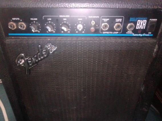 Amplificador Fender Bajo Bxr Twenty Five