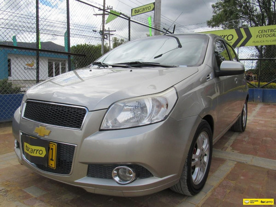 Chevrolet Aveo Emotion Emotion