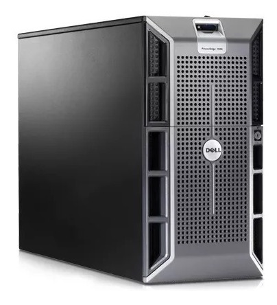 Servidor Dell Poweredge 1900 Torre 8 Gb Dual Core Hd 80 Gb