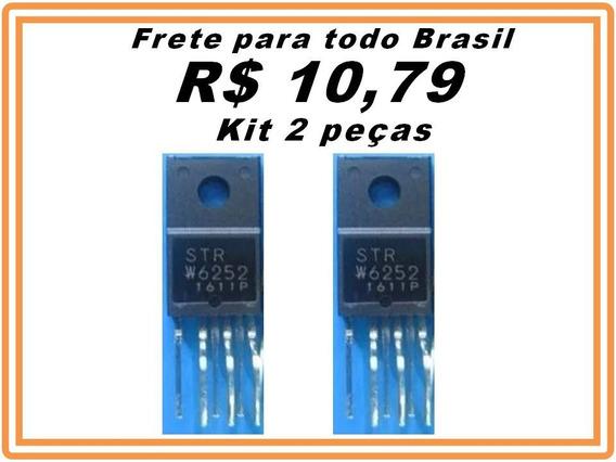 Ci Strw6252 Strw 6252 Kit 2 Peças Pronta Entrega