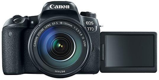 Canon Eos Eos 77d 18-135